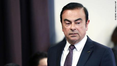 Ex-Nissan-Resault exec Ghosn arrives in Lebanon