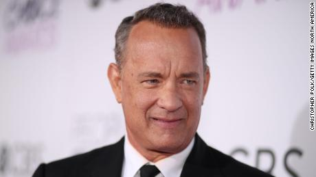 Tom Hanks (Photo by Christopher Polk/Getty Images for People's Choice Awards)
