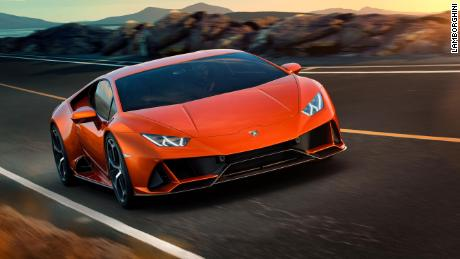 Lamborghini adds Amazon Alexa to Huracan Evo