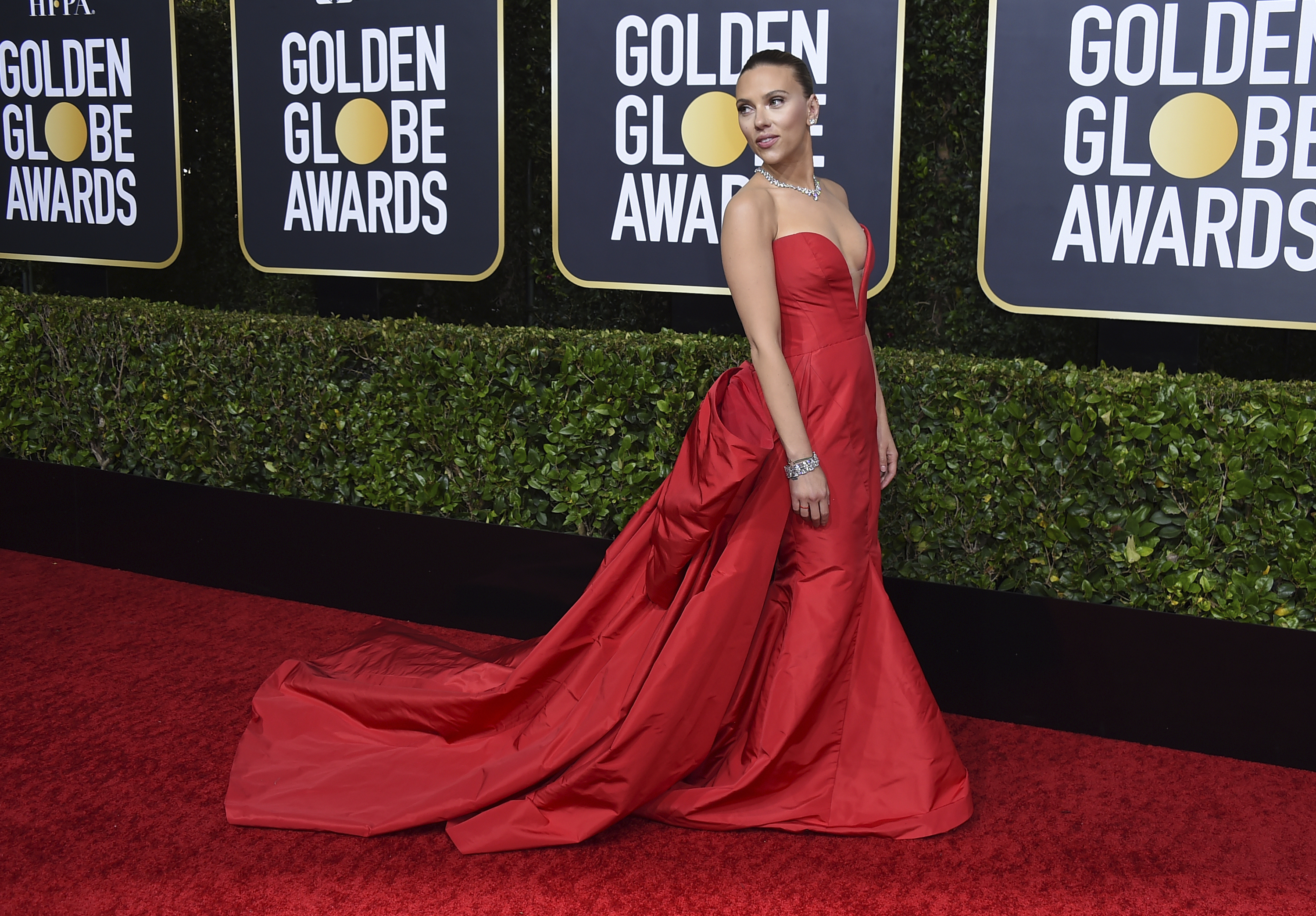 Golden Globes 5: Best fashion on the red carpet - CNN Style