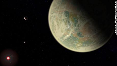 New way of detecting oxygen on exoplanets could help find life