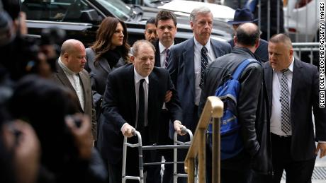 Harvey Weinstein's trial begins and the #MeToo movement returns to its origin