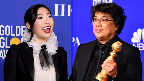 Asian wins at Golden Globes a reminder of which representation matters