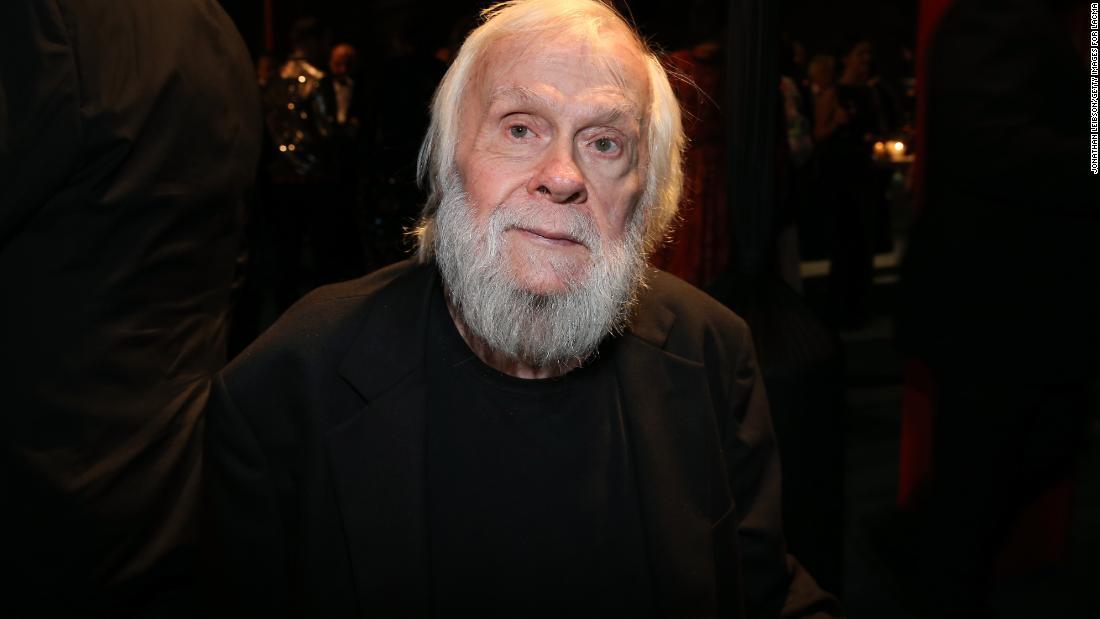 ジョン-Baldessari、米国で最も影響力のある概念のアーティスト、死