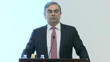 Seething Japanese authorities say Ghosn 'only has himself to blame'