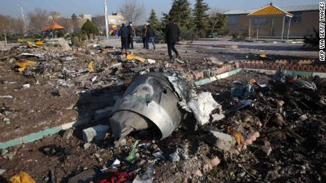 Ukrainian Official Shares Theories of Plane Crash, Including Missile Strike