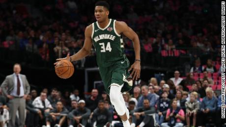Giannis Antetokounmpo has until December 21 to sign his supermax contract.