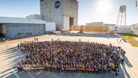 NASA hosts the first Astronaut Graduation Ceremony, Eyeing Moon