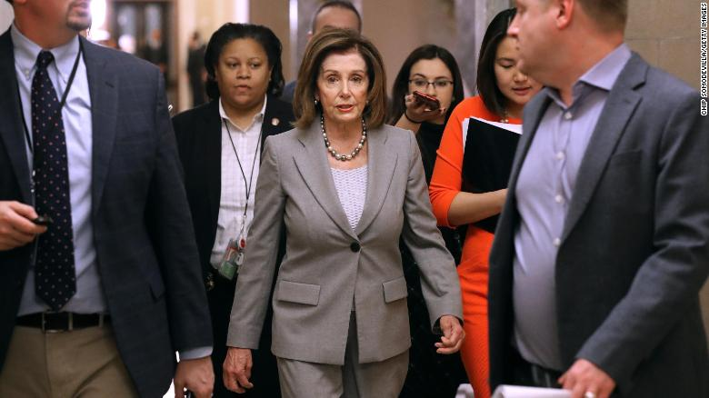 Who Are The Impeachment Managers? Pelosi Unveils Diverse Team For Trump Trial