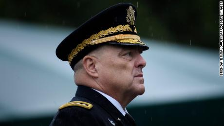 Top general warns that 'divisiveness leads to defeat' as Pentagon concerns over politicization grow