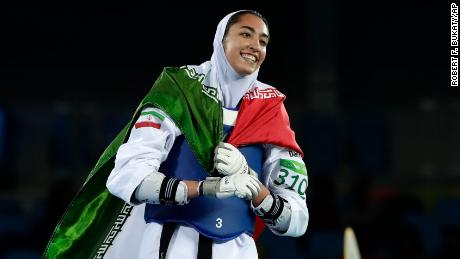 Iranian Taekwondo posts blistering letter online, defects to West