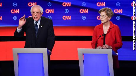 Bernie Sanders told Elizabeth Warren in private 2018 meeting that a woman can't win, sources say