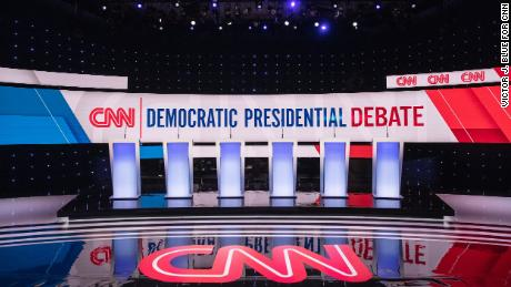 Democratic debate:  What commentators are saying on Twitter