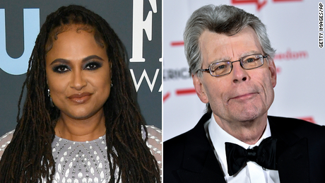 Ava Du Vernay reacted to Stephen King's tweet about diversity
