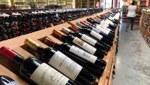 Americans' wine consumption dropped for the first time in 25 years