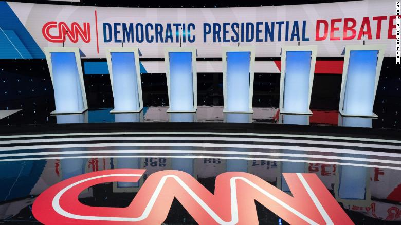 Democratic debate moves from Phoenix to D.C.