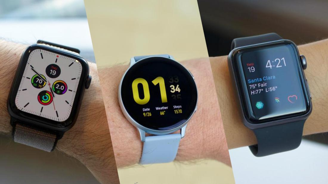 The best smartwatches in 2020