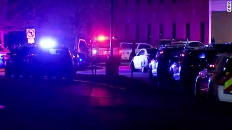 Bellaire High School Student Shot, Gunman at Large