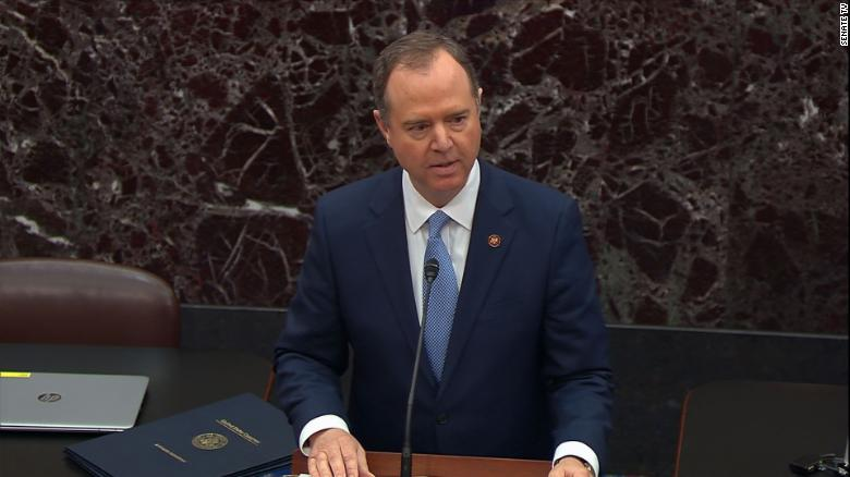 Schiff: Intelligence Community Is Withholding Ukraine Documents from Congress