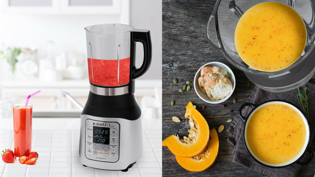 Instant Pot has a blender, and it's over 50% off right now