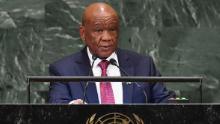 """Premierul de 80 de ani din Lesoto spune că nu mai este """"energic"""" și intenționează să demisioneze"""