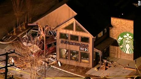 Driver suffered medical emergency before slamming into McHenry Starbucks leaving 5 injured