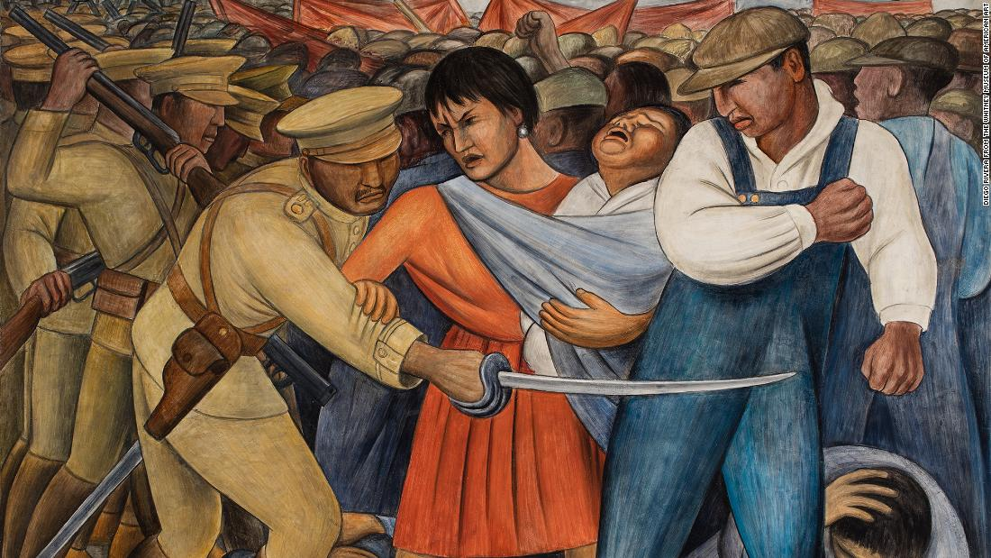 The Mexican muralists who shaped modern American art