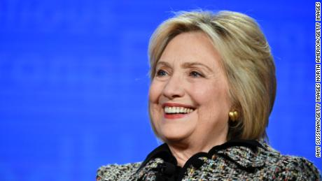 Hillary Clinton says watching documentary about her life was humbling