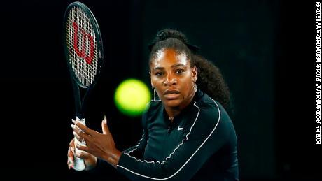 Open d'Australie: Rafael Nadal, Novak Djokovic et Roger Federer mènent le match nul masculin, Serena Williams vise un 24e grand chelem record