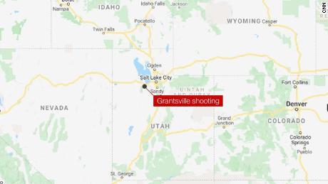 4 killed, 1 wounded in Utah shooting