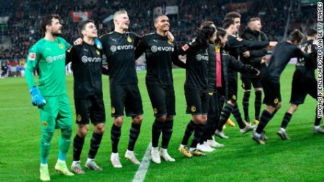 Erling Braut Håland: une sensation adolescente marque un premier triplé pour sauver le Borussia Dortmund