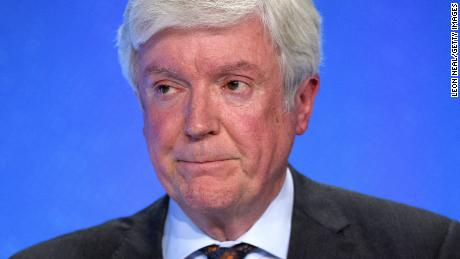 BBC general manager Tony Hall will stop