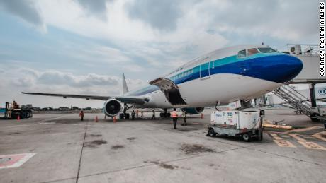 The return of the legendary US airline you've probably never heard of
