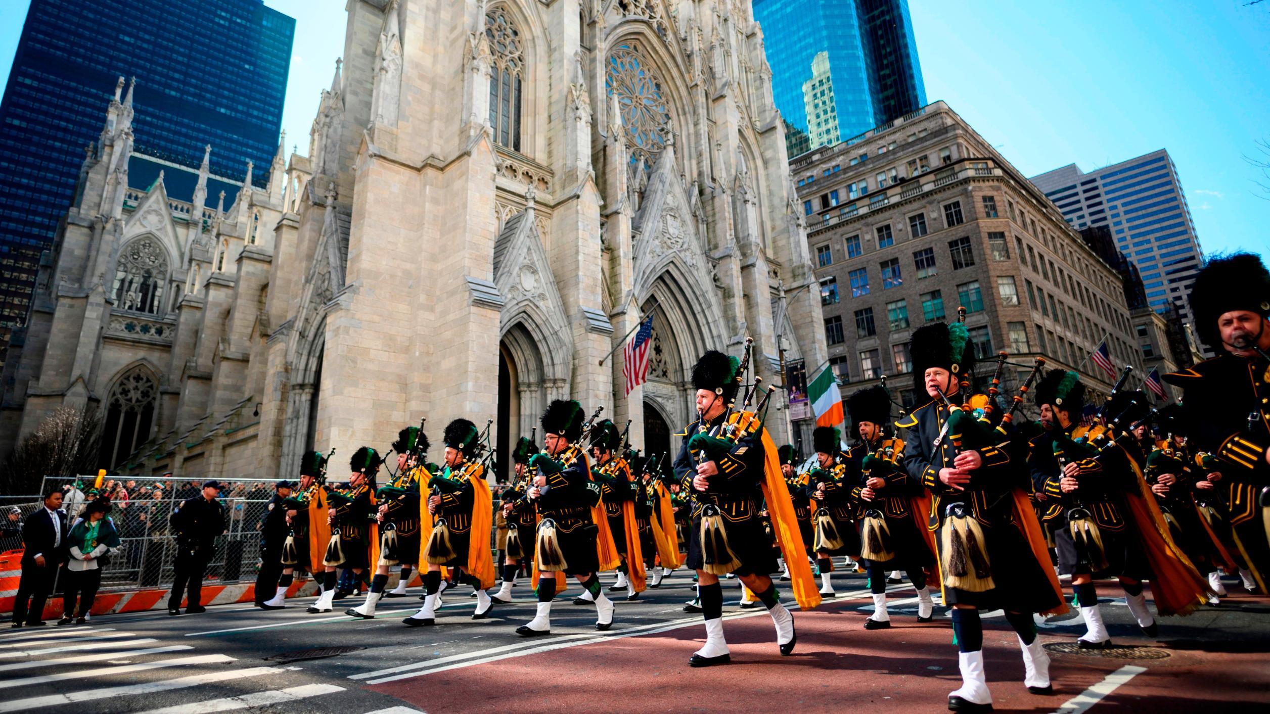 14 best St. Patrick's Day parades around the world   CNN Travel