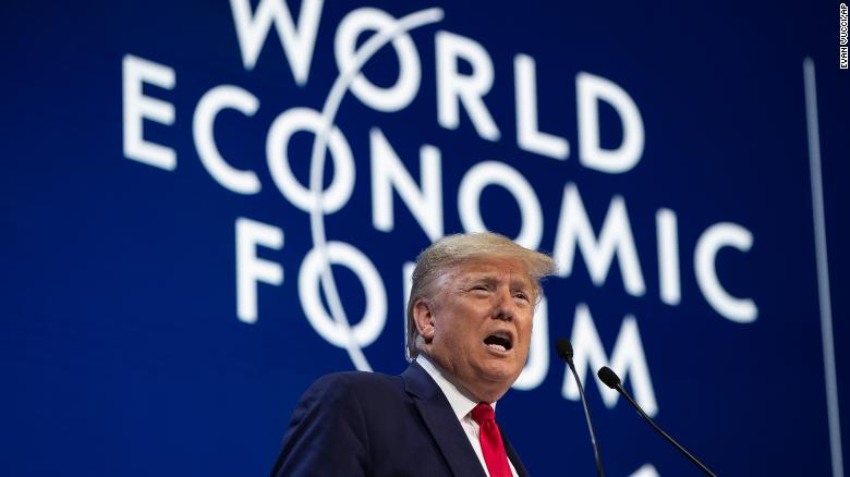 Climate change dominates World Economic Forum 2020, World News
