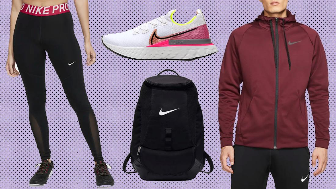 Take an extra 20% off already on-sale Nike styles