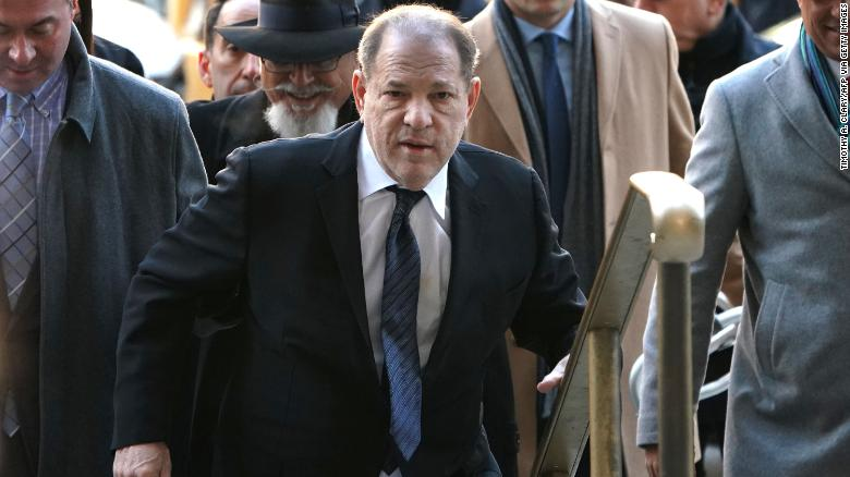 Weinstein demanded threesome from aspiring actress, trial hears