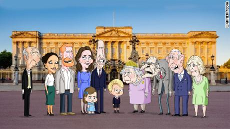 """""""The Prince"""" is a satirical comedy, told from the imagined point of view of 8-year-old Prince George."""
