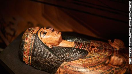 '3,000-year-old Egyptian mummy's voice recreated'