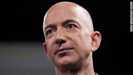 How Jeff Bezos got $8 billion richer in minutes