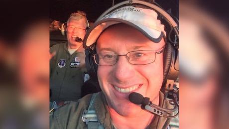 Lt. Col. Ian McBeth