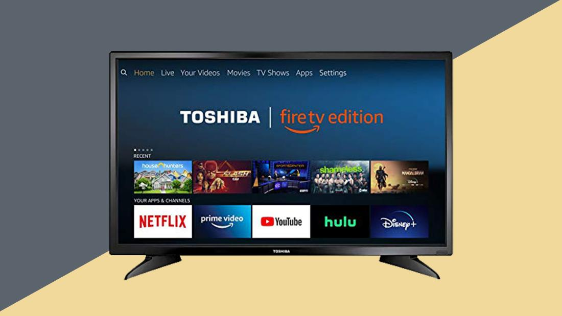 4K UHD and HD Fire TVs from Toshiba are getting steep discounts