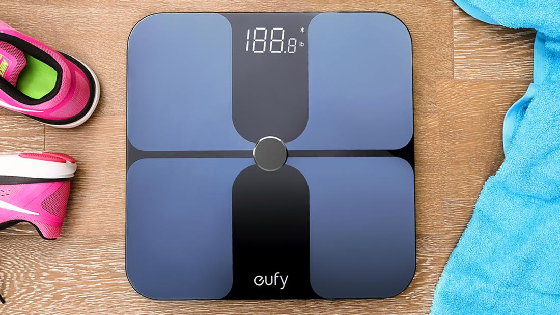 The on-sale Eufy Smart Scale outweighs the competition