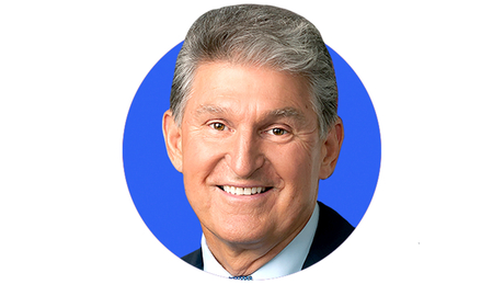 How Joe Manchin is calling the shots on infrastructure