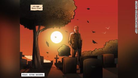 Nancy Drew a apparemment été tuée dans une bande dessinée, juste à temps pour son 90e anniversaire