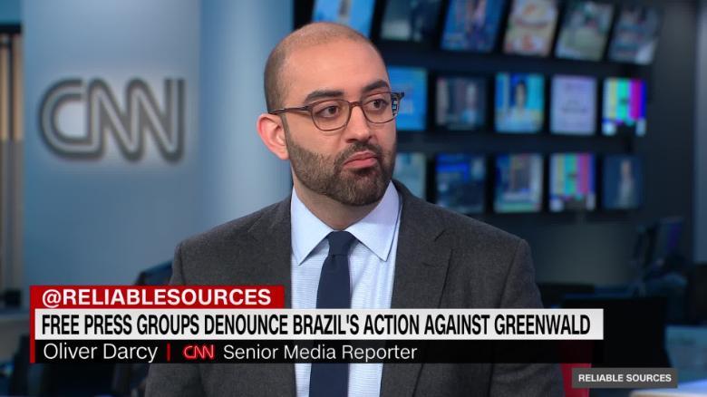 Glenn Greenwald Quits Intercept, Claiming Censorship on Biden Story