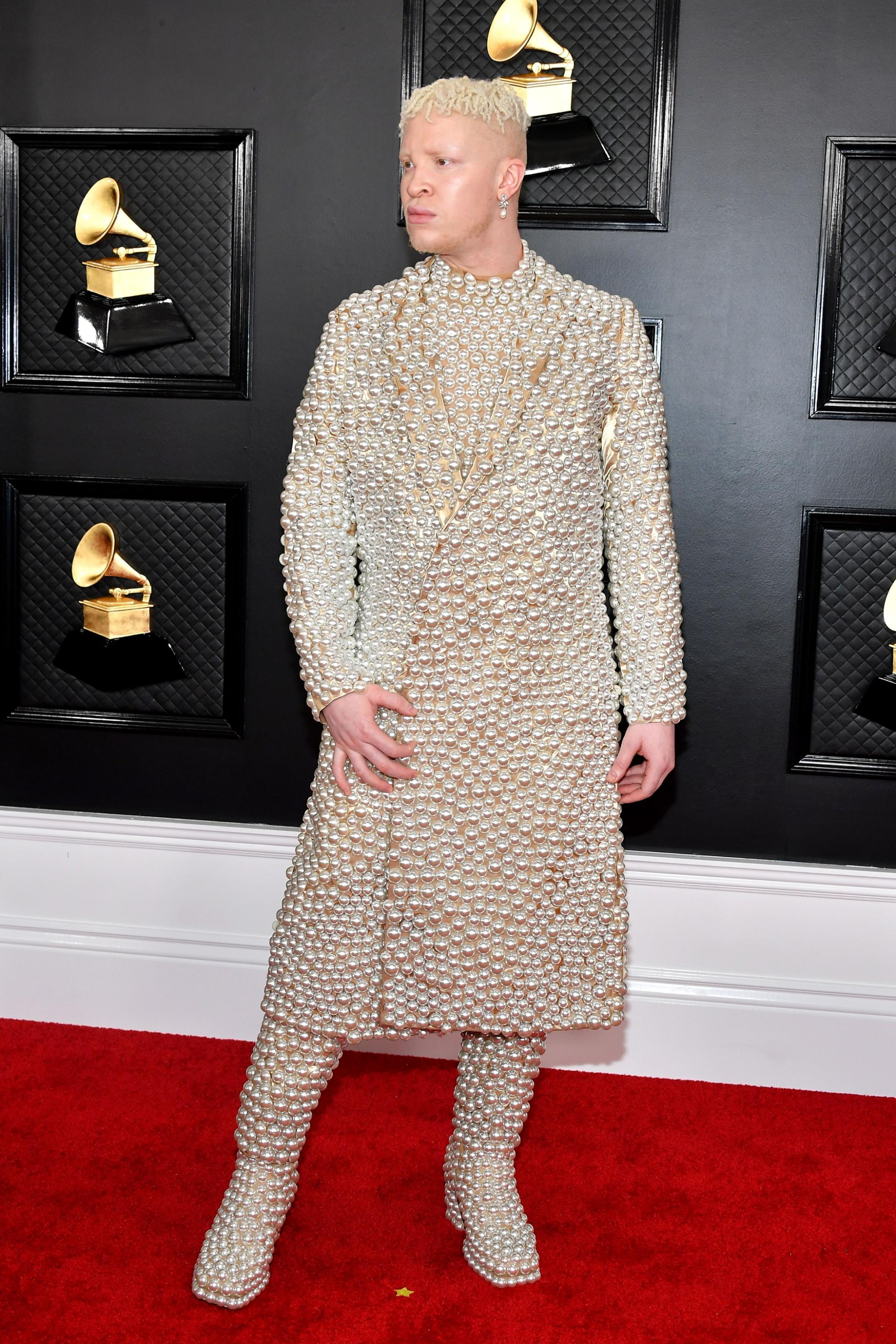 best dressed celebrities on the 2020 grammys red carpet cnn style cnn com
