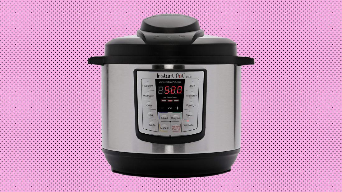 Amazon cooked up a one-day sale on the Instant Pot Lux