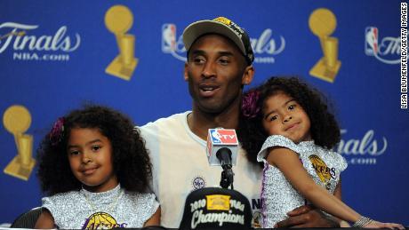 Pau Gasol nomme son bébé après la fille de Kobe Bryant
