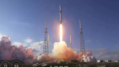 How space tourism and rockets to Mars became 'critical' business during the pandemic